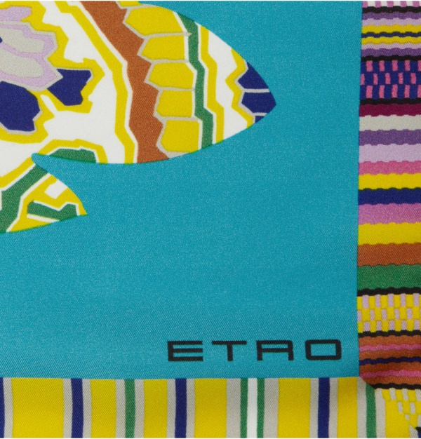 184733 mrp bk xl Etro Printed Silk Pocket Square