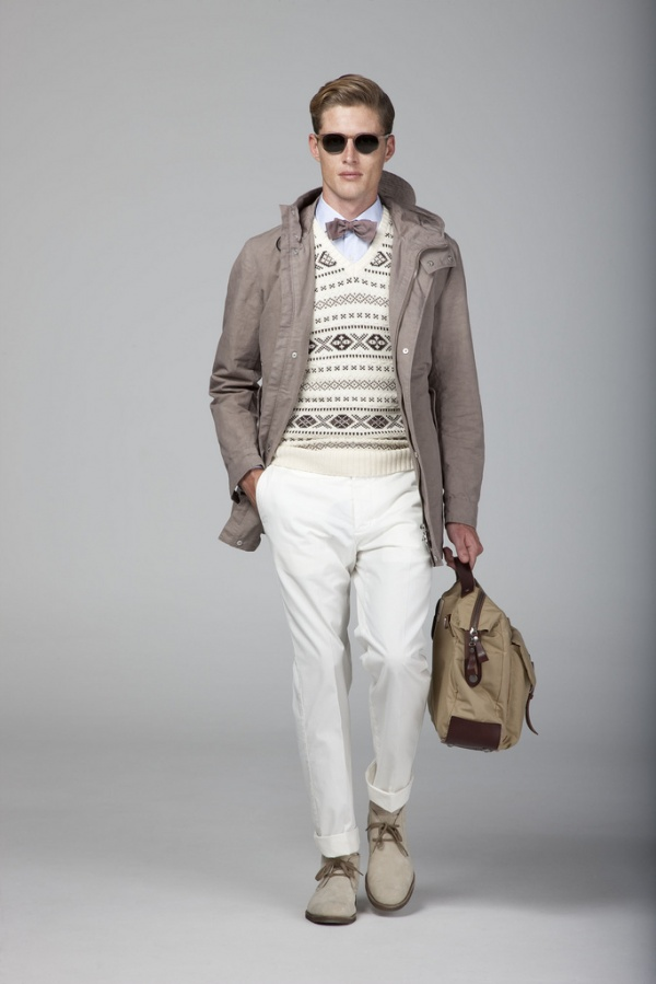 4 Hackett Spring/Summer 2012 Lookbook