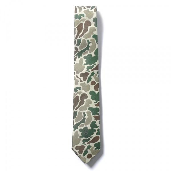 TiePattern2Camo1 Sophnet Camouflage Narrow Duck Hunter Necktie