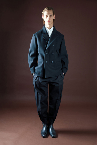 christophe lemaire 2012 fall winter collection 1 Christopher Lemaire Fall/Winter 2012 Collection