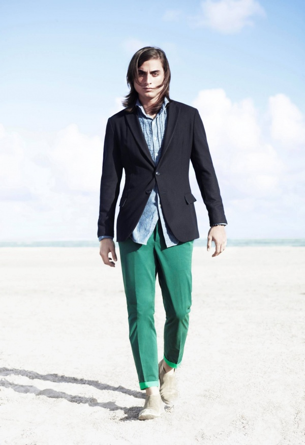 image002 Mr. Porter Debuts New Spring/Summer 2012 Campaign