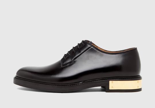marc jacobs metal heel oxford shoes 0 Marc Jacobs 'Metal Heel' Oxford