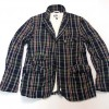 nepenthes blazer 02 100x100 Engineered Garments Spring/Summer 2012 Madras Jacket
