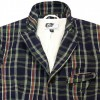 nepenthes blazer 03 100x100 Engineered Garments Spring/Summer 2012 Madras Jacket