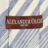186263 mrp bk xl 100x100 Alexander Olch Slim Striped Linen Tie