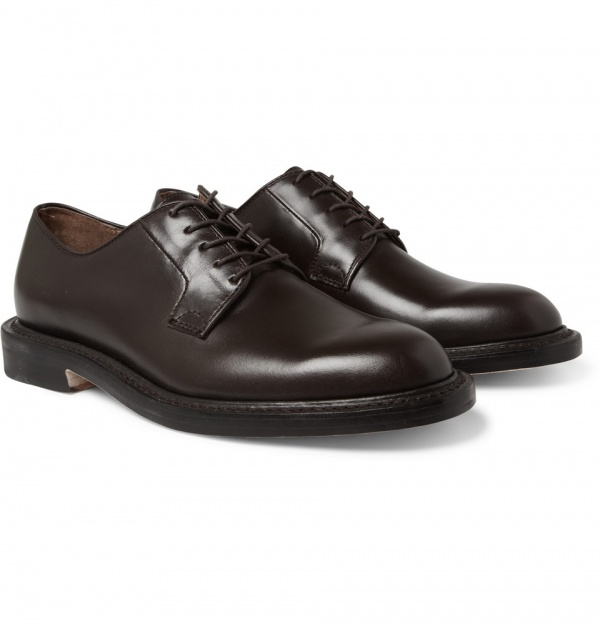 196722 mrp fr xl J. Crew Preston Leather Derby Shoe