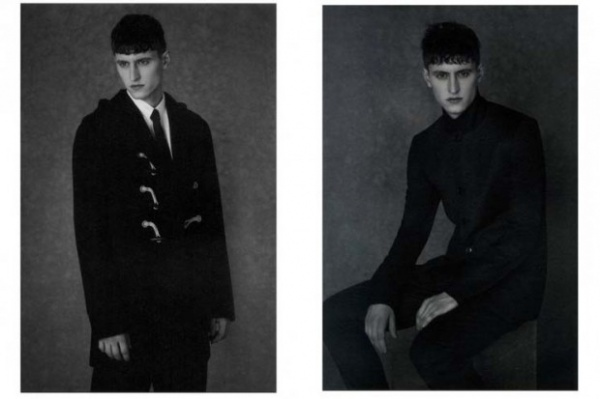 Dior Homme Pre FallWinter 2012 Collection5 Dior Homme Pre Fall/Winter 2012 Collection