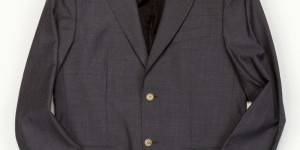APC Sober Blazer in Anthracite