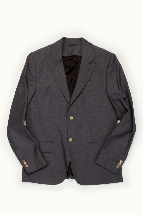 MG 0600 A.P.C. Sober Blazer in Anthracite