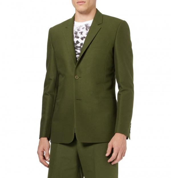 181412 mrp fr xl Givenchy Slim fit Cotton Blazer