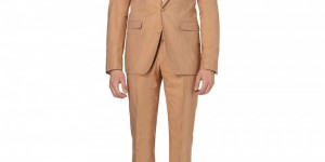 Viktor and Rolf Washed Cotton Suit