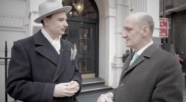 Put This On Savile Row Video: Put This On The Savile Row