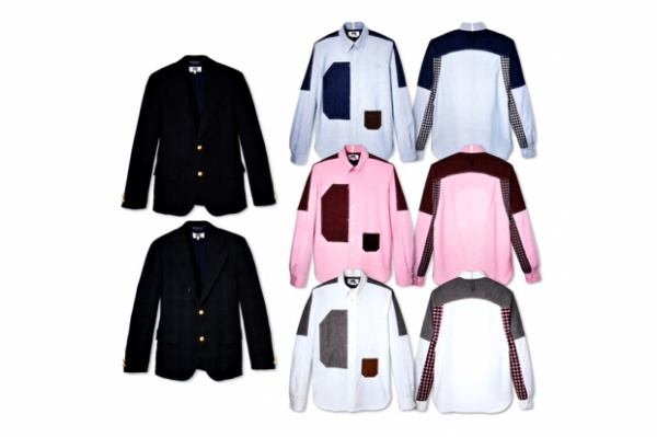 eye comme des garcons junya watanabe man brooks brothers shirt and blazer collection 1 620x413 eYe Comme des Garcons Junya Watanabe MAN x Brooks Brothers Shirt & Blazer Collection