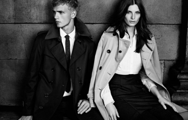 burberry black label fw2012 5 630x403 Burberry Black Label Fall/Winter 2012 Campaign