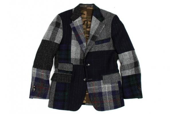 nick wooster x united arrows 2012 harris tweed mallory jacket 1 Nick Wooster x United Arrows 2012 Harris Tweed Mallory Jacket
