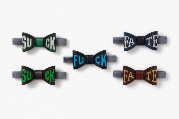 grok leather 2012 fall winter bowtie collection 1 620x413 Grok Leather Fall/Winter 2012 Bowtie Collection
