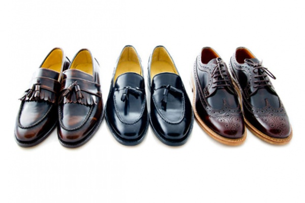 london handmade brown shoes 1 London Brown Handmade Shoes