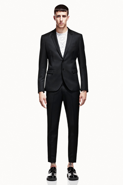 mcq by alexander mcqueen 2013 spring summer lookbook 21 McQ by Alexander McQueen Spring/Summer 2013 Lookbook