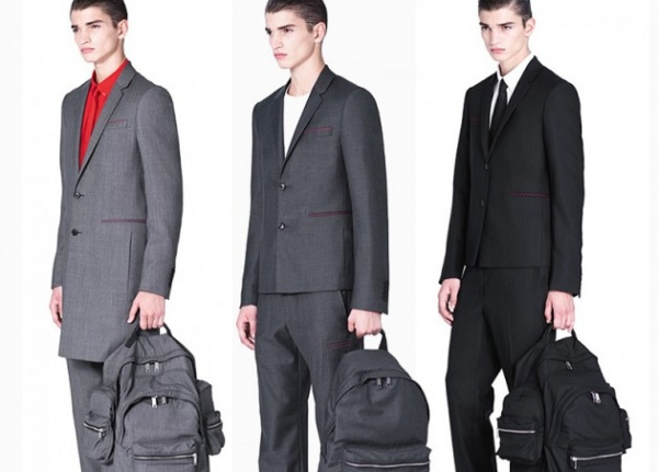 krisvanassche 02 630x453 KRISVANASSCHE+ The New KVA Tailored Collection
