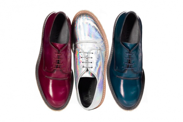 lanvin 2012 fall winter derby shoes 1 Lanvin Fall/Winter 2012 Derby Shoe