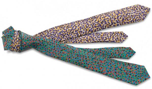 kenzo accessories spring 2013 04 630x372 Kenzo Summer 2013 Neckties