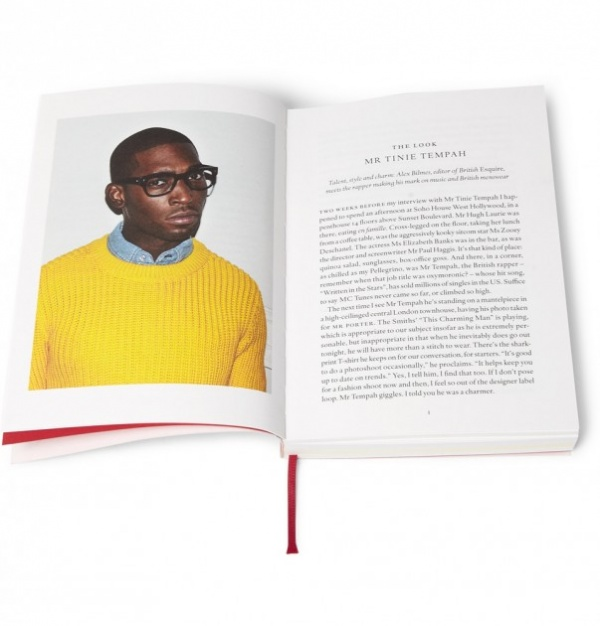 MrPorter Book 1 603x630 Mr. Porter The Manual For A Stylish Life Vol 1