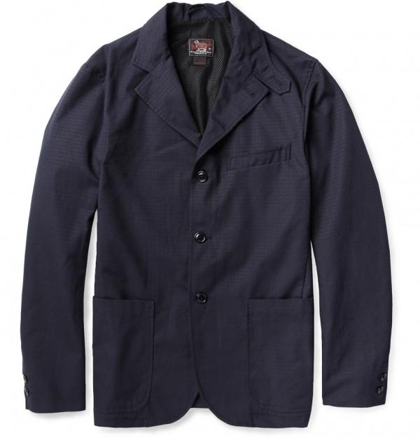 342784 mrp in xl Woolrich Woolen Mills Lightweight Ripstop Cotton Blazer