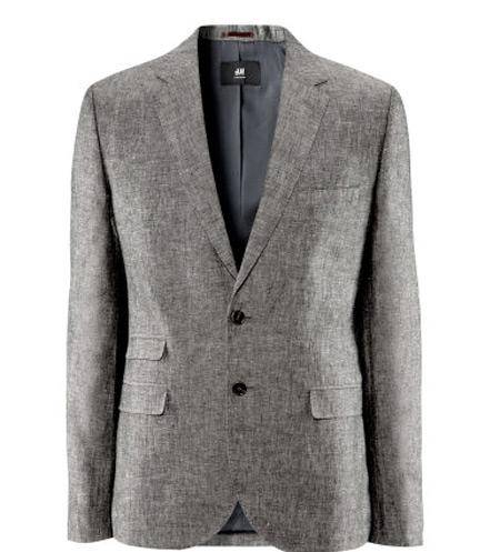 HM Classic Linen Blazer 5 Lightweight Linen Blazers For Spring