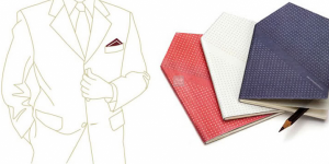 Hankie Pocket Notebook