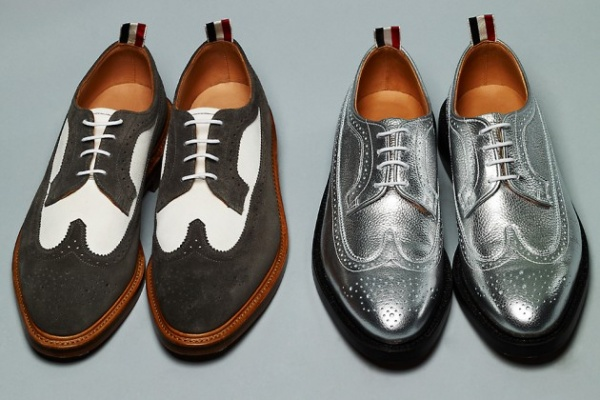 thom browne ss13 shoes 2 630x420 Thom Browne Spring/Summer 2013 Shoe Collection