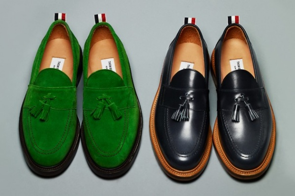 thom browne ss13 shoes 3 630x420 Thom Browne Spring/Summer 2013 Shoe Collection