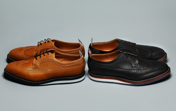 Thom Browne Spring Summer 2013 Footwear Collection