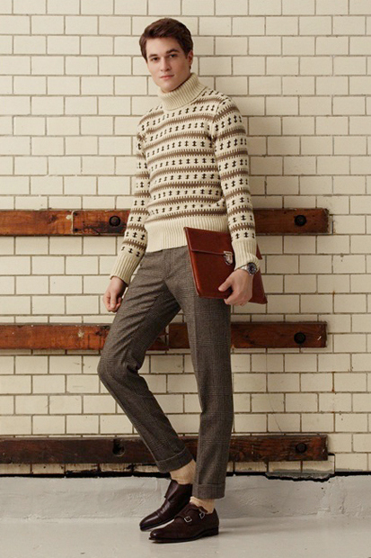 gant rugger 2013 fall winter lookbook 1 Gant Rugger Fall/Winter 2013 Lookbook