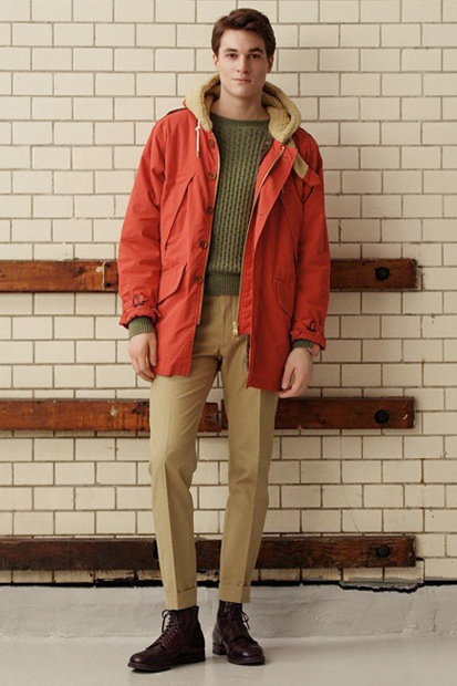 gant rugger 2013 fall winter lookbook 10 Gant Rugger Fall/Winter 2013 Lookbook