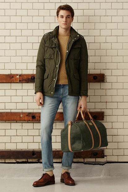 gant rugger 2013 fall winter lookbook 11 Gant Rugger Fall/Winter 2013 Lookbook