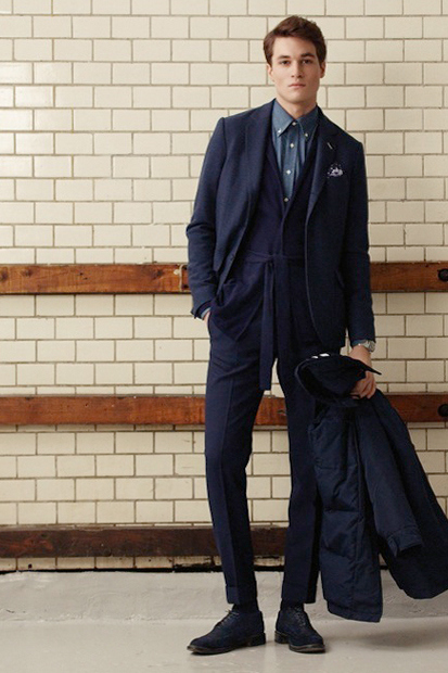 gant rugger 2013 fall winter lookbook 5 Gant Rugger Fall/Winter 2013 Lookbook