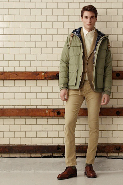 gant rugger 2013 fall winter lookbook 8 Gant Rugger Fall/Winter 2013 Lookbook
