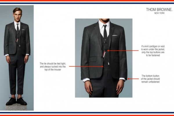 thom browne styling guidelines 04 630x420 Thom Browne Presents Styling Guidelines
