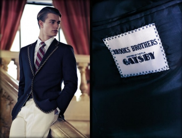 Gatsby brooksbrothers 04 630x477 Brooks Brothers The Gatsby Collection Lookbook