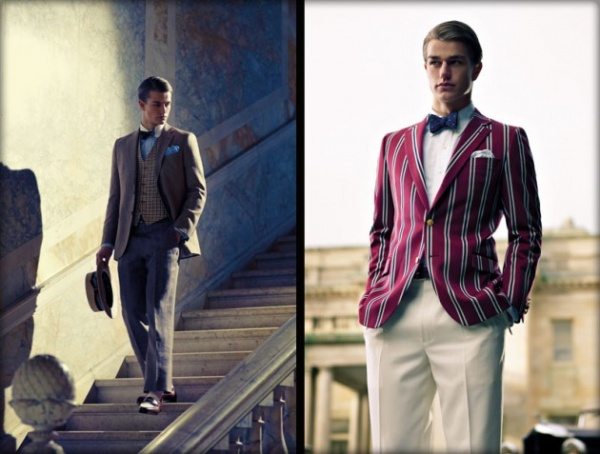 Gatsby brooksbrothers 06 630x477 Brooks Brothers The Gatsby Collection Lookbook