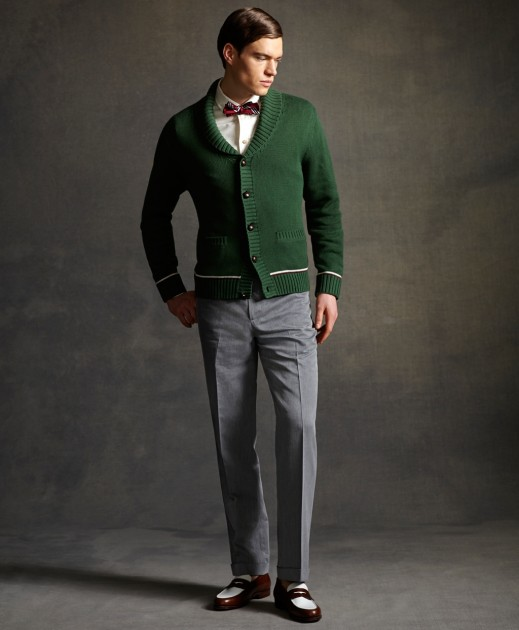 Gatsby brooksbrothers 20 519x630 Brooks Brothers The Gatsby Collection Lookbook