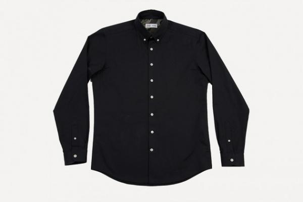 frank oak x lunice collaboration 01 630x420 Frank & Oak x Lunice Button Down Dress Shirt