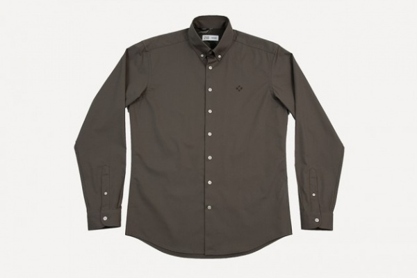 frank oak x lunice collaboration 02 630x420 Frank & Oak x Lunice Button Down Dress Shirt