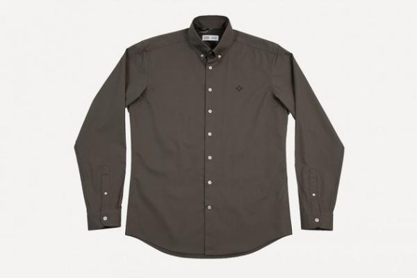 frank oak x lunice collaboration 02 630x420 Frank & Oak x Lunice Button Down Dress Shirt