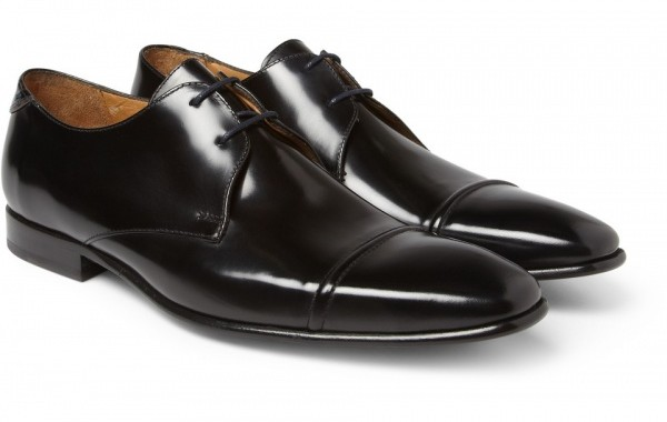 Paul Smith 'Robin' Leather Derby Shoe