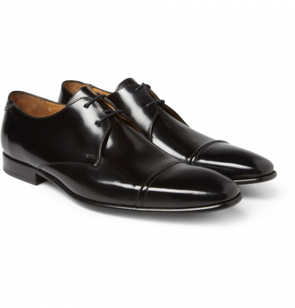 363224 mrp fr xl Paul Smith Robin Leather Derby Shoe