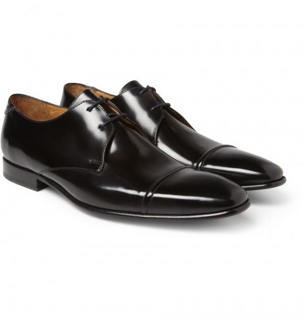 363224 mrp fr xl Paul Smith Robin Leather Derby Shoe