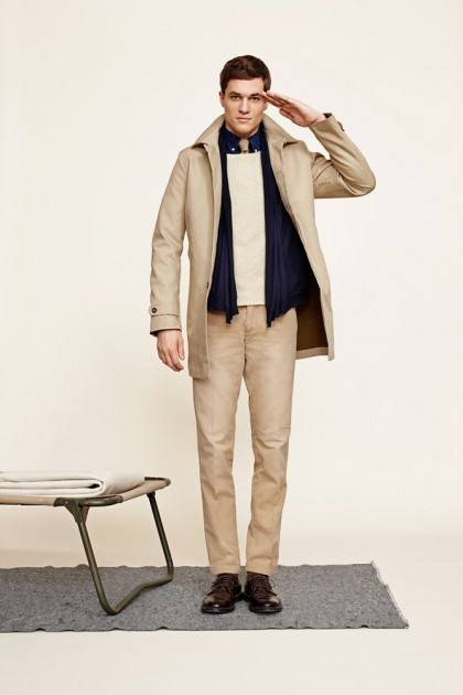 gant rugger pre fall 2013 03 420x630 Gant Rugger Pre Fall 2013 Collection