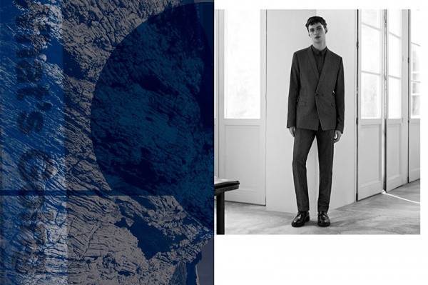 dior homme 2013 fall lookbook 11 Dior Homme Fall 2013 Menswear Lookbook