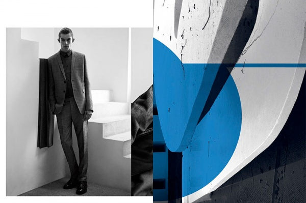dior homme 2013 fall lookbook 15 Dior Homme Fall 2013 Menswear Lookbook